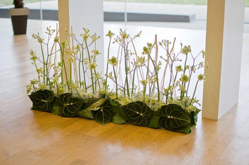 Triel fleurs entreprise for Deco florale
